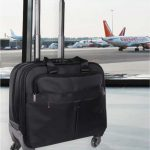 LAPOVO – SANTHOME Business Overnighter Trolley (3)