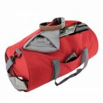 LYSS – Giftology Duffle Bag Red-Grey (2)