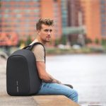 XDDESIGN BOBBY HERO Anti-theft Backpack with rPET material Black (5)