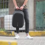 XDDESIGN BOBBY HERO Anti-theft Backpack with rPET material Black (6)