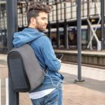 XDDESIGN Bobby Tech Anti-Theft Backpack – Black (10)